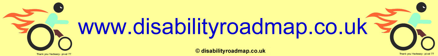 Disability Road Map