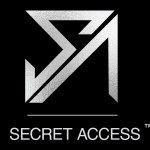 Logo and link for secretaccess.co.uk