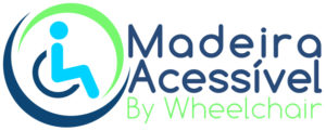 Logo and link for Accessible Madeira website