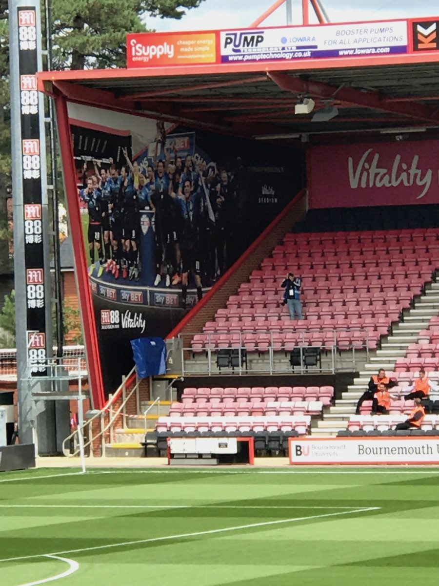 East Stand (away)