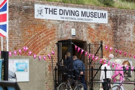 The Diving Museum open for Heritage Open Days