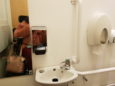 Toilet on level 2 of Derby Theatre